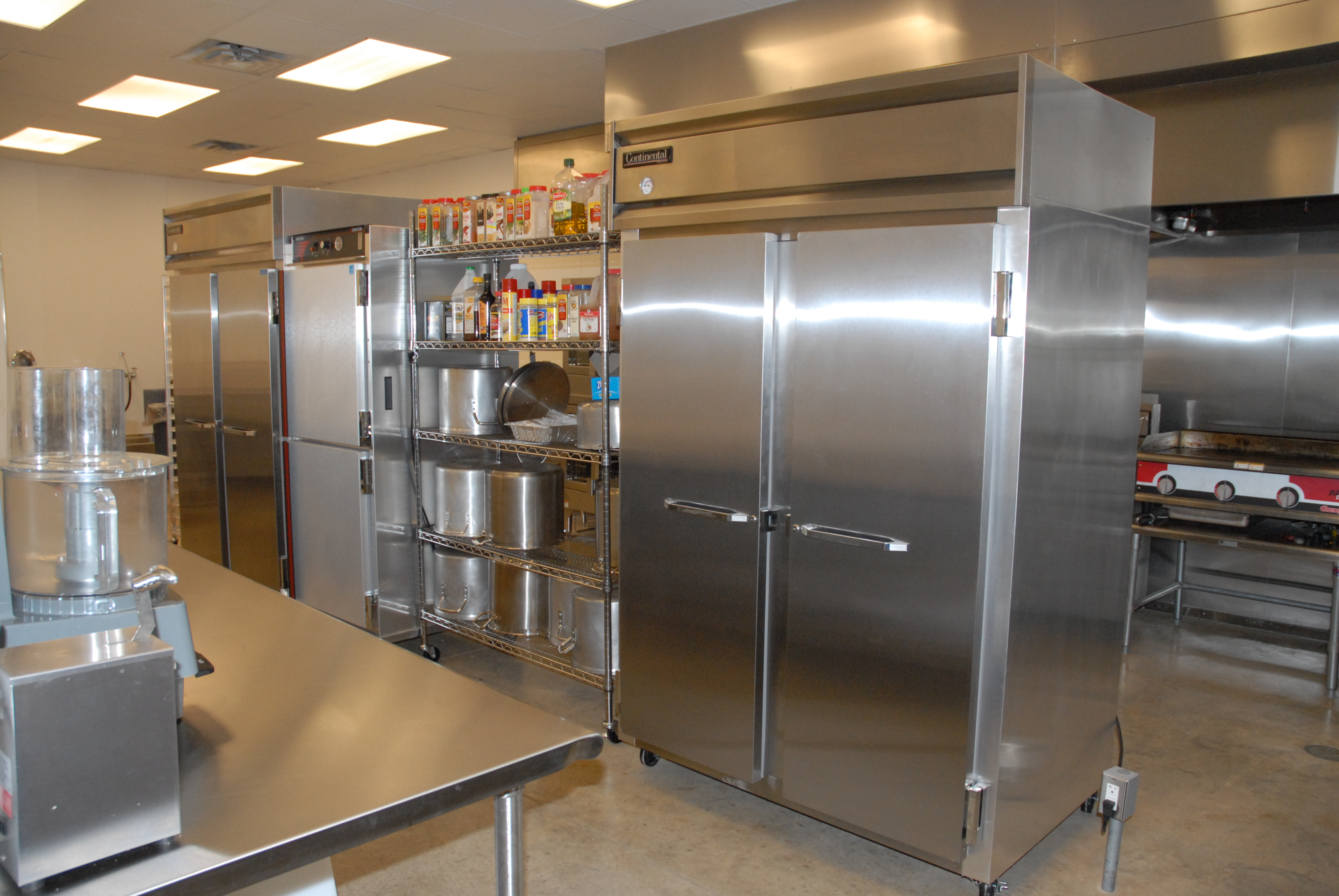 Commercial Kitchen In Durant Oklahoma