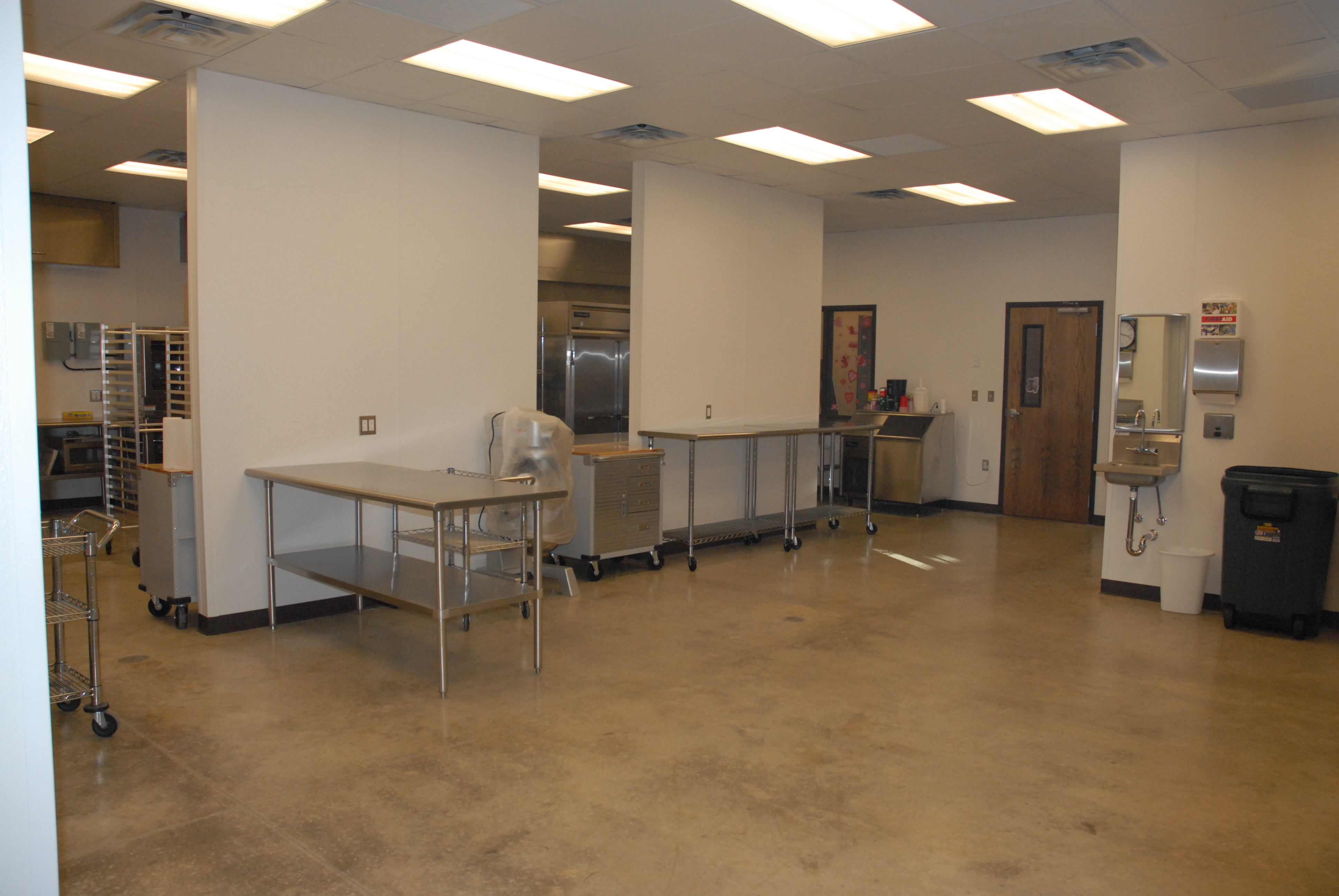 Commercial Kitchen in Durant, Oklahoma
