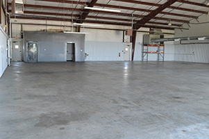 Commercial office and warehouse space for oklahoma businesses for 6000 square feet